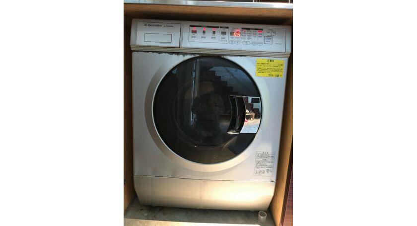 東芝製ビルトインドラム式洗濯機クリーニングを行いました ...